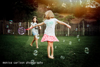 bubbles by monica carlson posted on the Click Pro Daily Project,