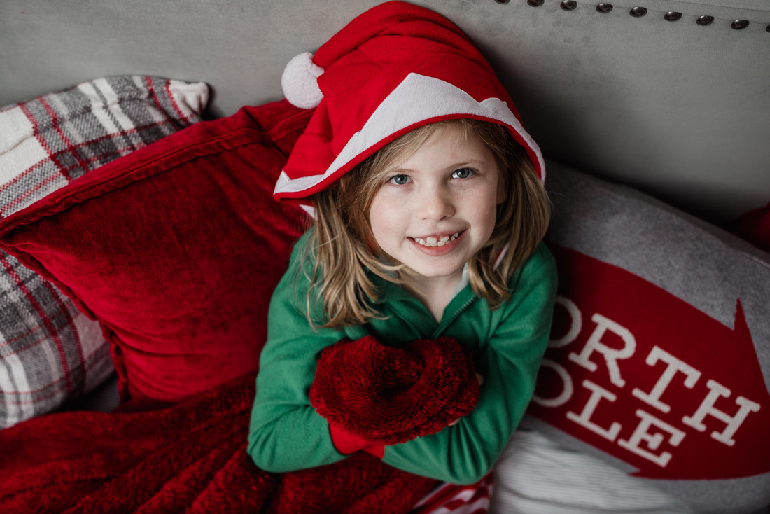 christmas jammies by monica carlson photography
