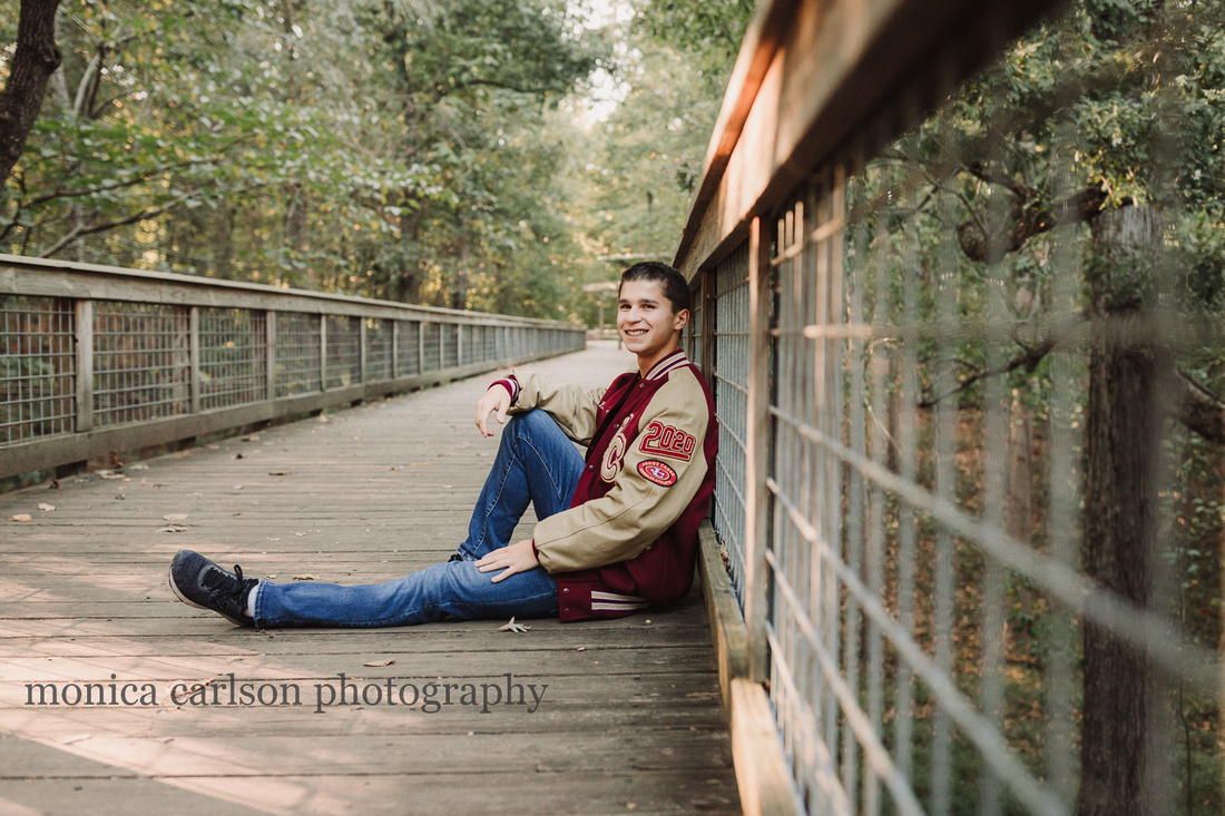 luca parker senior by monica carlson photography