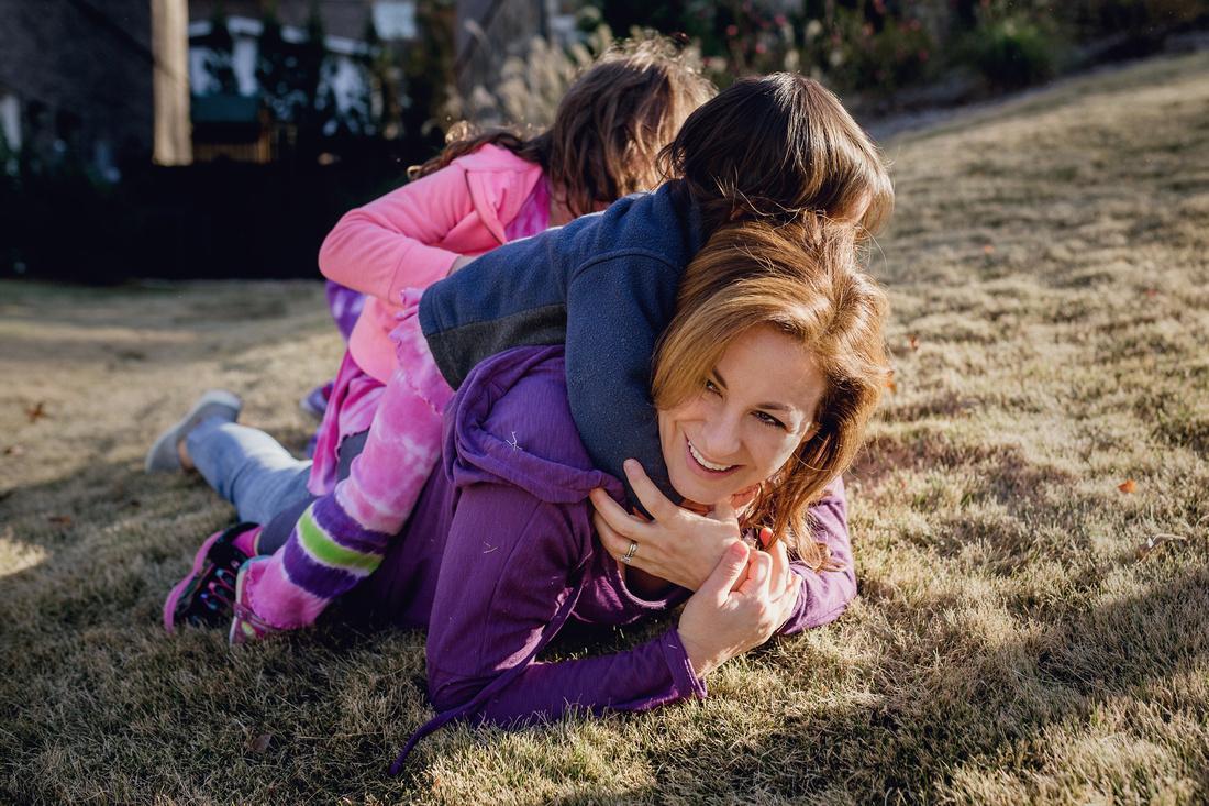 monica carlson photography -- lifestyle family photographer
