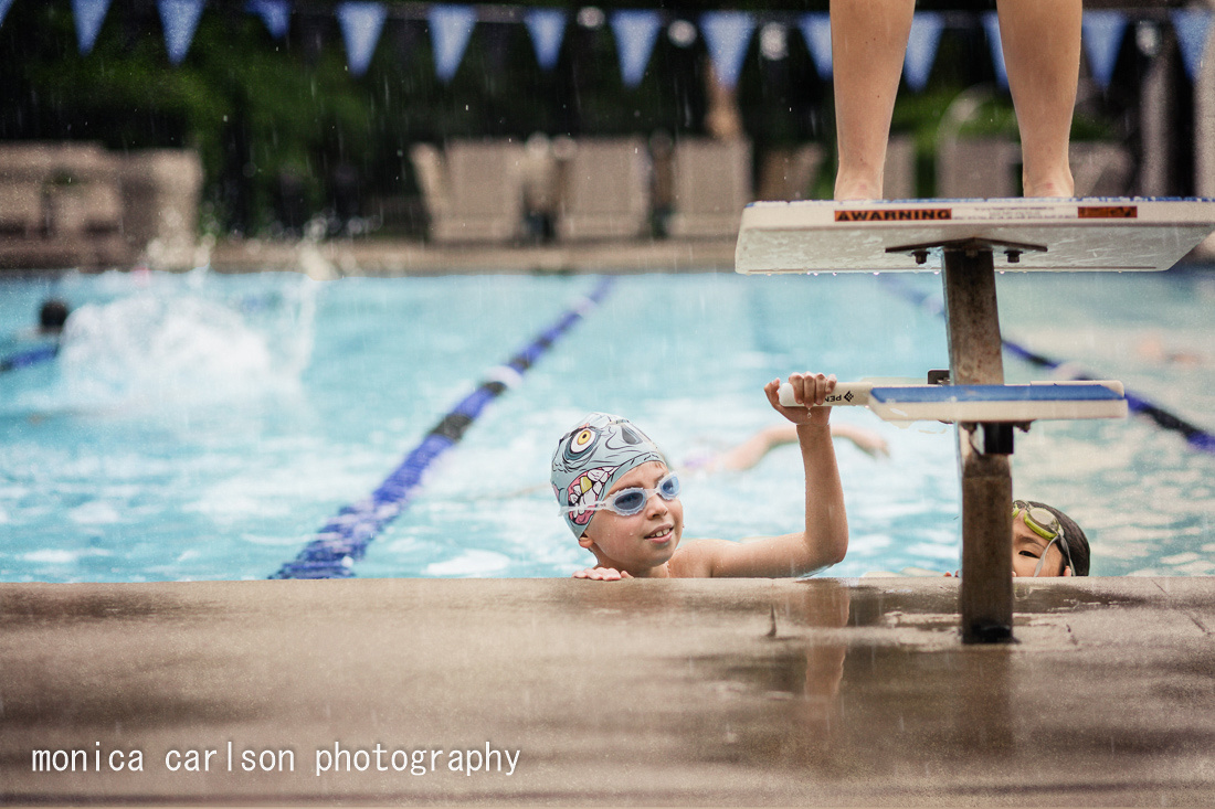 practicing in the rain by monica carlson posted on the Click Pro