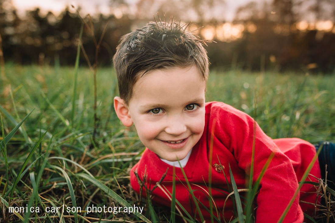 skouras family session by monica carlson photography