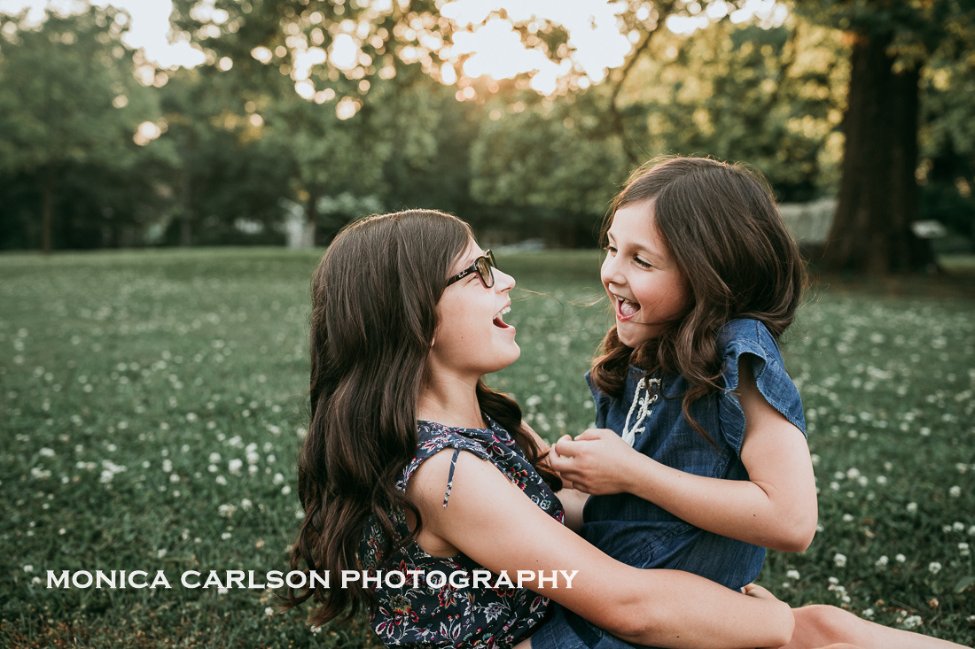 Myers Family 2018- by Monica carlson photography