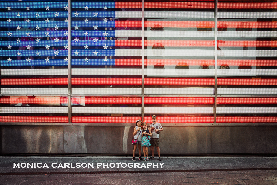 american flag by monica carlson posted on the Click Pro Daily Pr