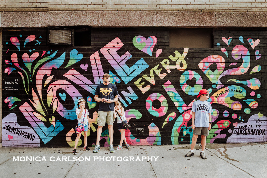 love comes in every color by monica carlson posted on the Click